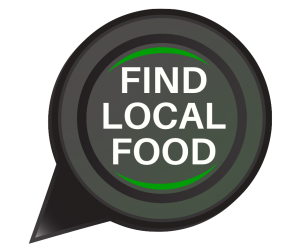 Find local food button